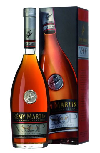 Cognac kado: Remy Martin Cognac VSOP Matured Cask Finish 70 cl