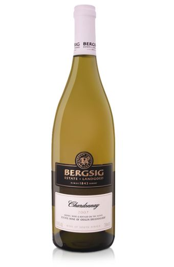 Chardonnay - Bergsig Estate